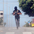 Gaza infighting (archive photo) Photo: AP
