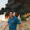 Qassam hits Sderot (archives) Photo: Reuters