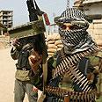 Fatah el-Islam militants (archive photo) Photo: AFP