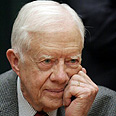 Former US president Jimmy Carter Photo: AFP