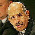 ElBaradei. 'Fireball' in region Photo: AFP