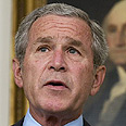 'Authorized torture techniques.' Bush Photo: AFP