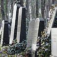 Weissensee Cemetery Photo: AFP