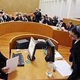 High Court hearing Photo: Haim Tzach
