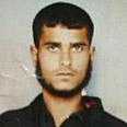 Suicide bomber, Muhammad Saqsaq Photo: Reuters