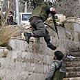 Border Guard force (archives) Photo: Haim Zach