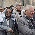 Worshippers at Temple Mount (archives) Photo: Haim Zach