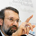 Larijani. Issued warning Photo: Reuters