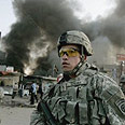 US soldier in Iraq Photo: Reuters
