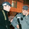 Police operated using Shin Bet intelligence Photo: Ofer Amram