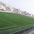 Issawiya soccer field Photo: Bau Bau