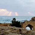 Placed third. Caesarea Photo: Moshe Reshef