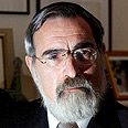 UK's current chief rabbi, Lord Jonathan Sacks Photo: Reuters