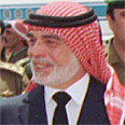 Jordan's King Hussein Photo: AP