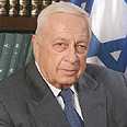 PM Ariel Sharon, 2001 Photo: Yaakov Saar, GPO
