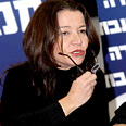 Yacimovich: Kadima doesn't want us Photo: Eli Elgarat