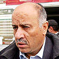 Jibril Rajoub. Protested Photo: Reuters