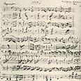 קטע מתכליל לסונטה לקלידים של מוצרט (ק. 300ד)