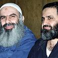 Sheik Abed Al-Karim Obeid and Mustafa Dirani Photo: Reuters