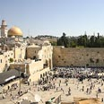 The Western Wall: No shame Photo: Ron Peled
