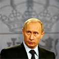 Putin. Supports PA Photo: Reuters