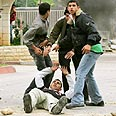 Clashes in Qalqilya (Archive) Photo: Reuters