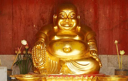 Buddha statue (Photo: Visual/Fotos)