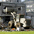 IDF bulldozer (archive photo) Photo: AFP