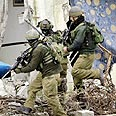 IDF force in operation (Archive) Photo: Reuters