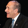 Olmert: No constraints Photo: Eli Elgarat