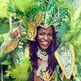 Rio Carnival Photo: Reuters