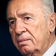 Shimon Peres Photo: Hagai Aharon