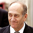 Frontrunner Olmert – Kadima worried about voter complacency Photo: Reuters