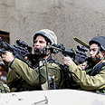 IDF force in Jenin (archives) Photo: AFP