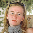 The original Rachel Corrie Photo: AP