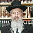 Rabbi Avraham Yosef Photo: Yaron Brenner