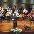 באדיבות הנהלת התזמורת האנדלוסית