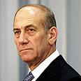 Prime Minister Ehud Olmert Photo: Haim Tzach
