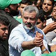 Haniyeh. Pragmatism Photo: Reuters