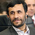 Iran crossing the line? Ahmadinejad Photo: AP