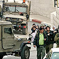 Wanted Palestinians detained (Archive photo) Photo: AP