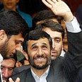 Iranian President Mahmoud Ahmadinejad Photo: AFP