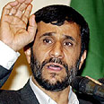 Ahmadinejad. 'Won game with Washington'' Photo: AFP