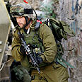 IDF soldier in Jenin (Archive photo) Photo: Reuters