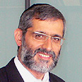 Minister Yishai. &#39;Pound from the air&#39; Photo: Industry, Trade and Labor Ministry Spokesperson