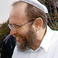 Rabbi Eli Sadan Photo: Hatzofe