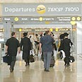 Ben Gurion Airport Photo: Yaron Brenner