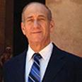Prime Minister Olmert in Jordan Photo: Moshe Milner, GPO
