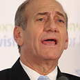 Prime Minister Ehud Olmert Photo: Yoav Galai