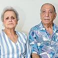 Grieving parents Rachel and Robert Photo: Niv Calderon